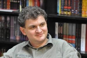 "Daniel Cristea Enache: ""The Game…"" among his favorites to the Gaudeamus Bookfair"